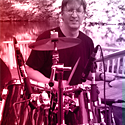 Gary Pajor - Drums