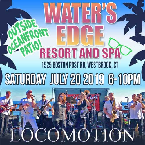 locomotion water's edge resort and spa westbrook ct july 20 2019