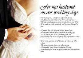 Personal Wedding Vows To Husband.Wedding Vows Their Meaning And Tips For Writing Your Own